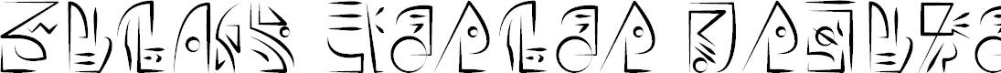 Preview image for Xidus LeaDea Native Font