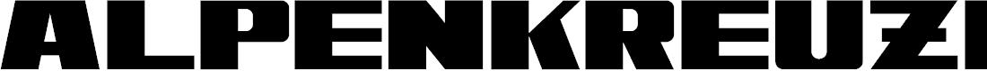Preview image for Alpenkreuzer Font