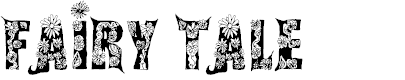 Preview image for Fairy Tale Regular Font