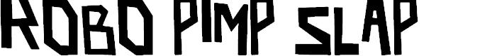 Preview image for robo pimp slap