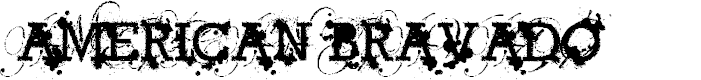 Preview image for American Bravado Font