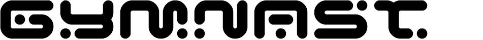 Preview image for Gymnast Regular Font