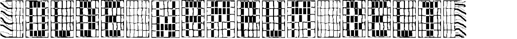 Preview image for Olde Wampum Belt Font