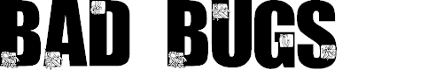 Preview image for LMS Bad Bugs Font