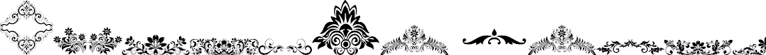 Preview image for Vintage Decorative signs Font