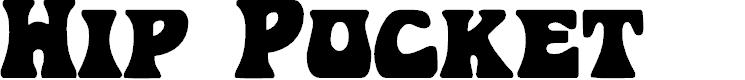 Preview image for Hip Pocket Font