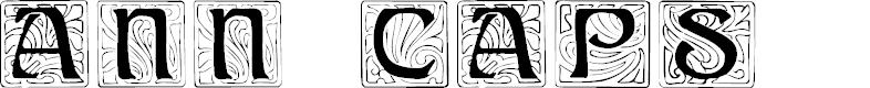 Preview image for Ann Regular Font