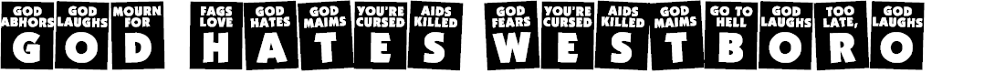 Preview image for God Hates Westboro