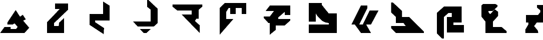 Preview image for AVIAN/MYRMICAT numerals