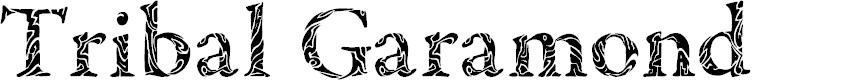 Preview image for Tribal Garamond Font