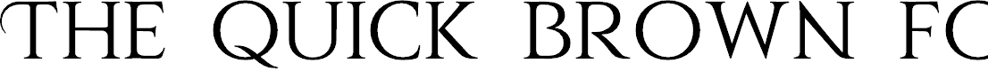 Preview image for QardoosPersonalUse-Regular Font