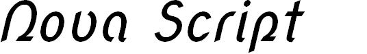 Preview image for Nova Script