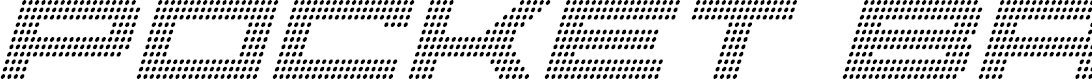 Preview image for Pocket Ball Condensed Italic