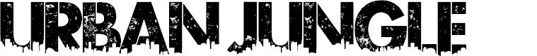 Preview image for UrbanJungleDEMO Font