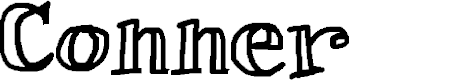 Preview image for Conner Font