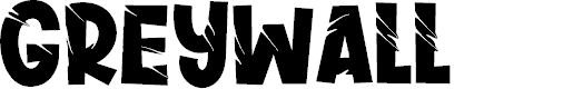 Preview image for Greywall Font