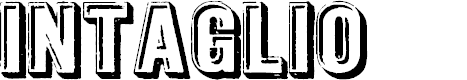 Preview image for Intaglio DEMO Font
