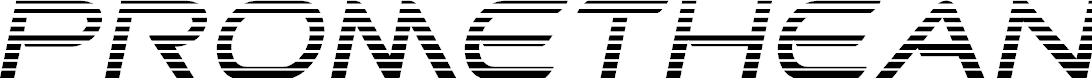 Preview image for Promethean Gradient Italic