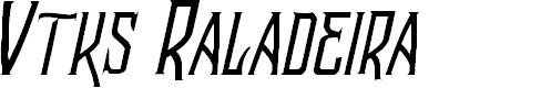 Preview image for Vtks Raladeira 2