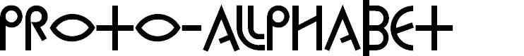 Preview image for Proto-Alphabet