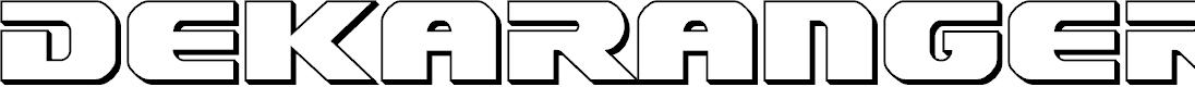 Preview image for Dekaranger 3D