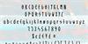 Guazhiru Font text