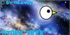 Stork Trek Font screenshot cartoon