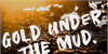 Gold Under The Mud Font poster