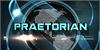 Praetorian Font design screenshot