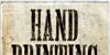 Hand Printing Press Meshed_demo Font building handwriting