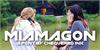 Miamagon Font tree person