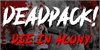 deadpack demo Font text