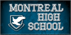 CF Montreal High School Font bird sign