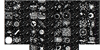 Microcosmos Regular Font Letters Charmap