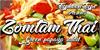 Zomtam Thai Font fast food food