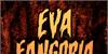 Eva Fangoria Font poster sign