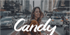 Candy Font poster