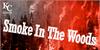 Smoke In The Woods Font text book