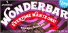 Wonderbar Font poster design