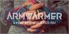 Armwarmer Font person indoor