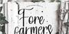 Forefarmers DEMO Font handwriting sign