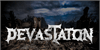 Devastation DEMO Font screenshot poster