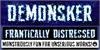 Demon Sker Font screenshot poster
