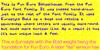 Fun Euro Font screenshot colorfulness