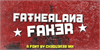 Fatherland Faker Font poster outdoor