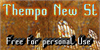 Thempo New St Font screenshot text