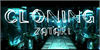 cloning Font screenshot