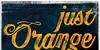 Publishing Draft Script DEMO ve Font fruit orange