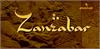 Zanzabar Font poster