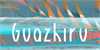 Guazhiru Font screenshot design